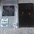 Cannibal Corpse Evisceration Plague Tour edition with limited comic