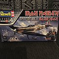 Iron Maiden - Other Collectable - Iron Maiden model spitfire plane kit with two Eddies