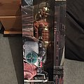 "Iron Maiden Some Where In Time Eddie 18"" figure"