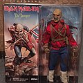 Iron Maiden Eddie The Trooper clothed figure