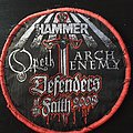 Opeth and Arch Enemy tour 2008