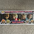 Iron Maiden - Other Collectable - Iron Maiden Funko Pops exclusive glow in dark four pack