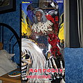 "Iron Maiden The Number Of The Beast 18"" figure"