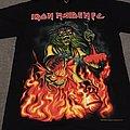 Iron Maiden - TShirt or Longsleeve - Iron Maiden Fan Club t-shirt 2009