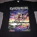 Iron Maiden - TShirt or Longsleeve - Iron Maiden The Book Of Souls tour London event shirt 2017