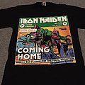 Iron Maiden - TShirt or Longsleeve - Iron Maiden Final Frontier British tour shirt 2011
