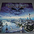 Iron Maiden - Tape / Vinyl / CD / Recording etc - Iron Maiden Brave New World pic disk vinyl gatefold signed by the band.