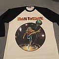 Iron Maiden Virtual XI baseball jersey