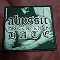 Abyssic Hate - Patch - Abyssic Hate, Suicidal Emotions patch
