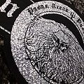 Pagan Altar back patch