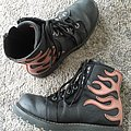 Boots with color changing flames Other Collectable