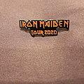 Iron Maiden Tour 2020 pin Pin / Badge