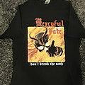 Mercyful Fate, Don't Break the Oath booteg shirt