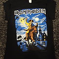 Iron Maiden - TShirt or Longsleeve - Iron Maiden, 2016 tour Mansfield, MA shirt