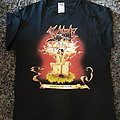 Sabbat (UK), History of a Time to Come shirt