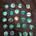 Weltenfeind badge pin collection Pin / Badge