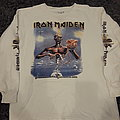Iron Maiden, Seventh Son of a Seventh Son bootleg shirt