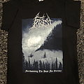 Forest, Foredooming the Hope For Eternity shirt