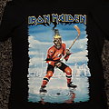 Iron Maiden, Somewhere Back in Time tour Canada event shirt