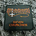 Possessed - Patch - Possessed, Seven Churches patch