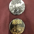 Arghoslent, Unconquered Soldiery pins Pin / Badge