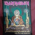 Iron Maiden - Patch - Iron Maiden, Seventh Son of a Seventh Son patch, 1988/European import