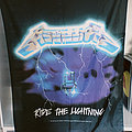 Metallica Ride The Lightning Flag 1994