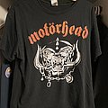 Motörhead Shirt Red Logo XL