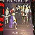 BURZUM Dauði Baldrs Poster Set (8)