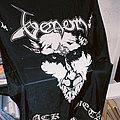 VENOM Black Metal Flag 1996 Tape / Vinyl / CD / Recording etc