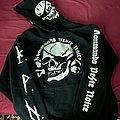 Peste Noire [Kommando Peste Noire] Hooligan Black Metal Hoodie (Bootleg) Hooded Top