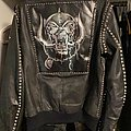 Motörhead / Trans AM Leatherjacket with lots of Spikes !