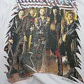 TShirt or Longsleeve - Judas Priest- Painkiller tour white