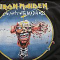 Iron Maiden-Can I play with madness? TShirt or Longsleeve