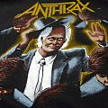 TShirt or Longsleeve - Anthrax-Among the living world tour
