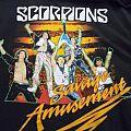 TShirt or Longsleeve - Scorpions- Savage amusement tour