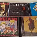 Melvins CD Collection Tape / Vinyl / CD / Recording etc