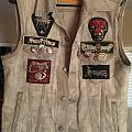 Current Vest Battle Jacket