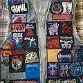 Mainly Death Metal Vest Battle Jacket