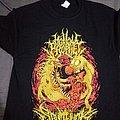Scumfuck/Hollow prophet CatDog t-shirt