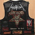 Venom - Battle Jacket - Leather Vest