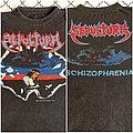 Sepultura - TShirt or Longsleeve - 1990 Sepultura schizophrenia shirt