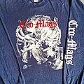 Cro-Mags 1991 euro tour LS blue TShirt or Longsleeve