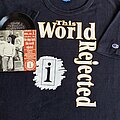 This World Rejected initial records shirt 1993