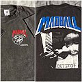 1995 Madball Set It Off shirt