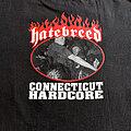 1996 Hatebreed Smorgasbord records shirt