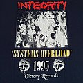 Integrity 1995 US tour shirt