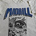 Madball Set It Off record release show shirt