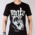 "Mgla t-shirt ""Groza"""