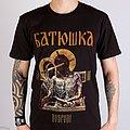 Batushka - TShirt or Longsleeve - Батюшка (Batushka) t-shirt black metal